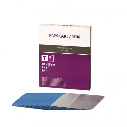 BAP SCAR CARE T 10x15 cm