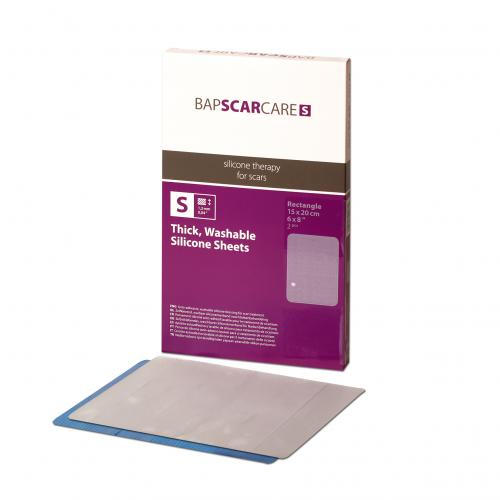 Plasturi BAP SCAR CARE S - 15 X 20 cm